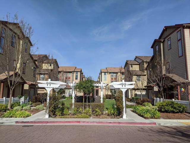 215 Peppermint Tree Ter 1, Sunnyvale, CA 94086 (#ML81782646) :: The Goss Real Estate Group, Keller Williams Bay Area Estates