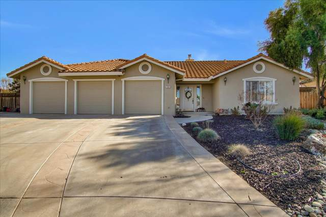 90 Marcus Ct, Hollister, CA 95023 (#ML81782666) :: Strock Real Estate