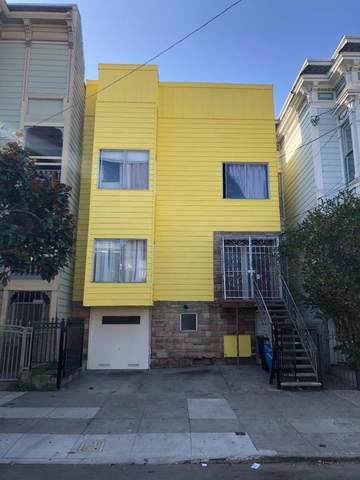 1152 Treat Ave, San Francisco, CA 94110 (#ML81782689) :: Real Estate Experts