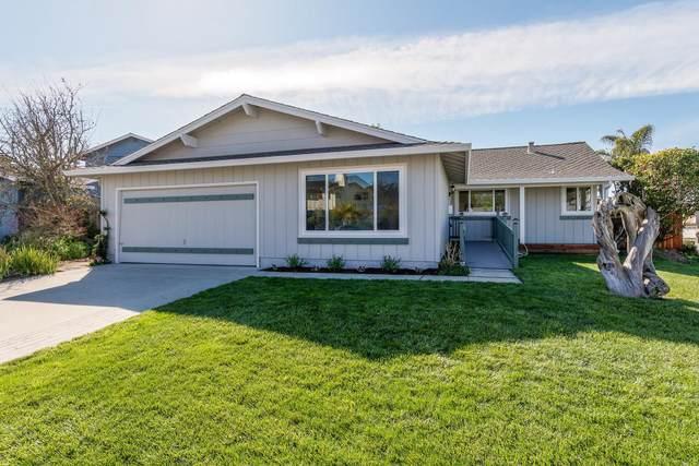 213 Cortez Ave, Capitola, CA 95010 (#ML81782709) :: Strock Real Estate
