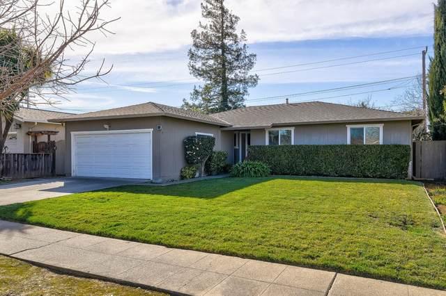 1231 Topaz Ave, San Jose, CA 95117 (#ML81782717) :: RE/MAX Real Estate Services