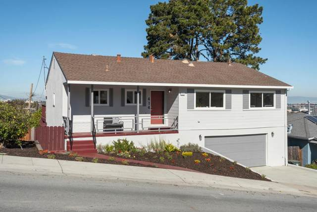 414 W 39th Ave, San Mateo, CA 94403 (#ML81782739) :: Keller Williams - The Rose Group