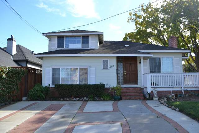 461 26th Ave, San Mateo, CA 94403 (#ML81782762) :: The Gilmartin Group