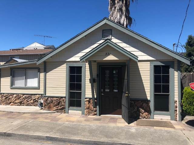 321 Industrial St, Campbell, CA 95008 (#ML81782777) :: Keller Williams - The Rose Group