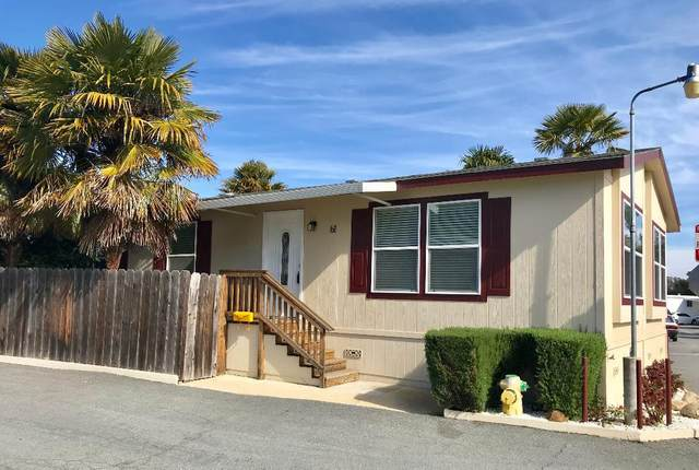 930 Rosedale Ave 61, Capitola, CA 95010 (#ML81782845) :: RE/MAX Real Estate Services