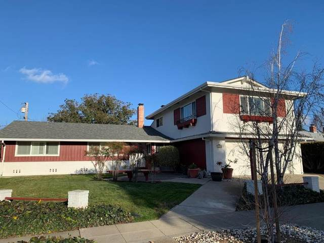 1618 Kennewick Dr, Sunnyvale, CA 94087 (#ML81782847) :: Maxreal Cupertino