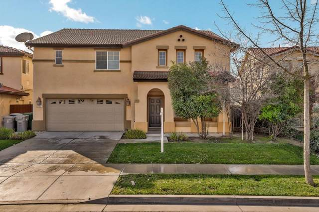 2331 N Mountainside Dr, Los Banos, CA 93635 (#ML81782854) :: Live Play Silicon Valley