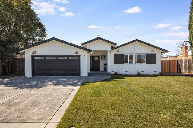 4345 Bloomfield Dr, San Jose, CA 95124 (#ML81783012) :: Real Estate Experts