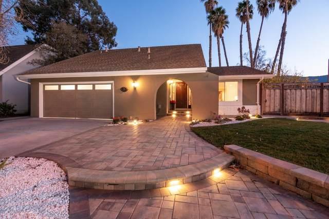 1276 Nancarrow Way, San Jose, CA 95120 (#ML81783032) :: The Goss Real Estate Group, Keller Williams Bay Area Estates