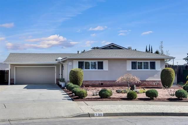 736 Durshire Way, Sunnyvale, CA 94087 (#ML81783103) :: Keller Williams - The Rose Group