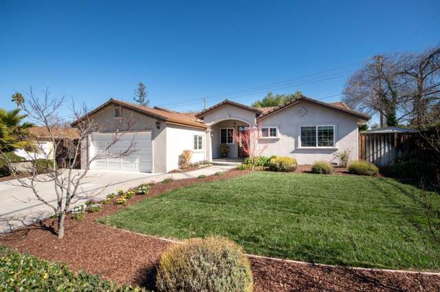 1698 S Blaney Ave, San Jose, CA 95129 (#ML81783175) :: Keller Williams - The Rose Group