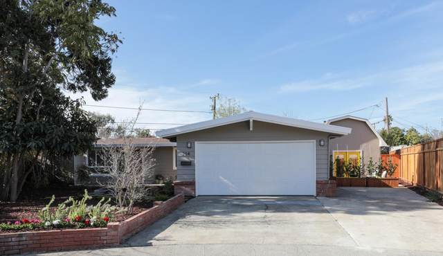 214 Twinlake Dr, Sunnyvale, CA 94089 (#ML81783195) :: Keller Williams - The Rose Group