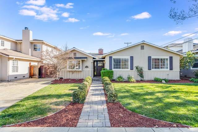 1550 Edgewood Way, San Jose, CA 95125 (#ML81783201) :: Keller Williams - The Rose Group