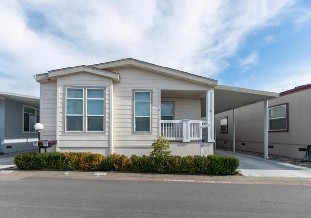 1085 Tasman Dr 125, Sunnyvale, CA 94089 (#ML81783210) :: Keller Williams - The Rose Group