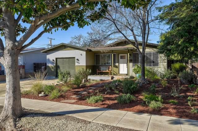 977 Amador Ave, Sunnyvale, CA 94085 (#ML81783213) :: Keller Williams - The Rose Group