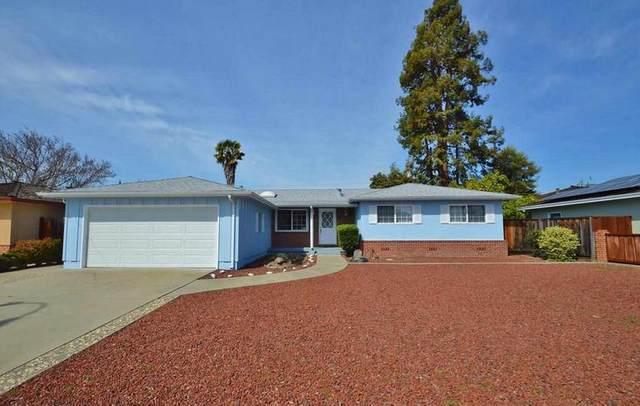 4333 Faulkner Dr, Fremont, CA 94536 (#ML81783227) :: RE/MAX Real Estate Services
