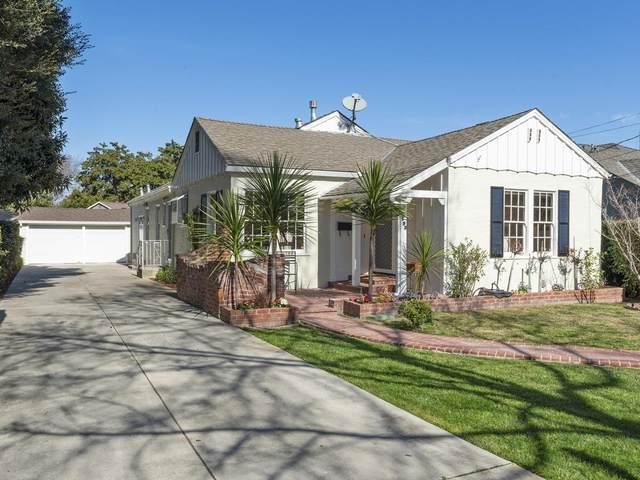 1193 Britton Ave, San Jose, CA 95125 (#ML81783264) :: Keller Williams - The Rose Group
