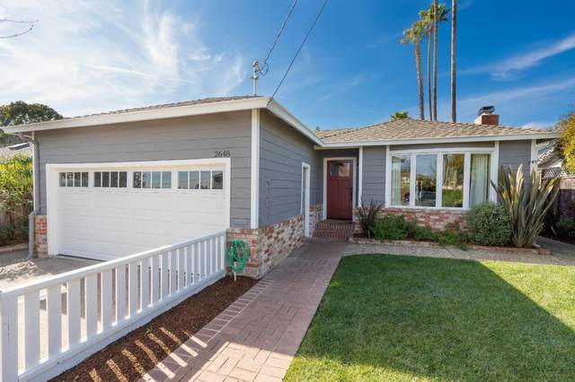 2648 Howard Ave, San Carlos, CA 94070 (#ML81783321) :: Live Play Silicon Valley