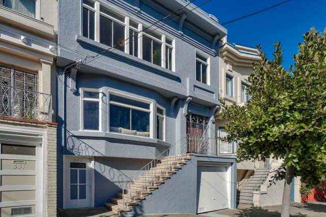 547 18th Ave, San Francisco, CA 94121 (#ML81783333) :: RE/MAX Real Estate Services