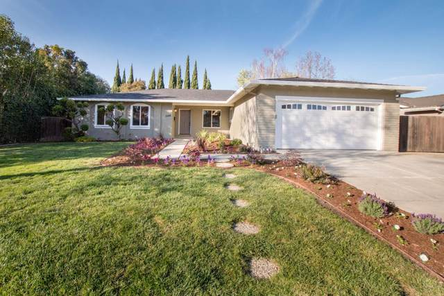 508 Mansfield Dr, Mountain View, CA 94040 (#ML81783367) :: The Goss Real Estate Group, Keller Williams Bay Area Estates