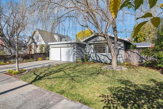 2391 Bryant St, Palo Alto, CA 94301 (#ML81783372) :: Maxreal Cupertino