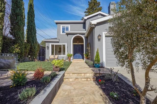 1330 Benito Ave, Burlingame, CA 94010 (#ML81783399) :: Keller Williams - The Rose Group