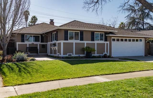 1482 Ridgewood Dr, San Jose, CA 95118 (#ML81783400) :: The Goss Real Estate Group, Keller Williams Bay Area Estates