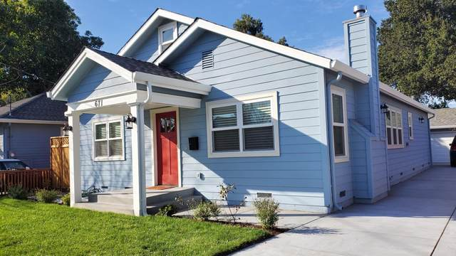 671 Park Ct, Santa Clara, CA 95050 (#ML81783410) :: The Goss Real Estate Group, Keller Williams Bay Area Estates