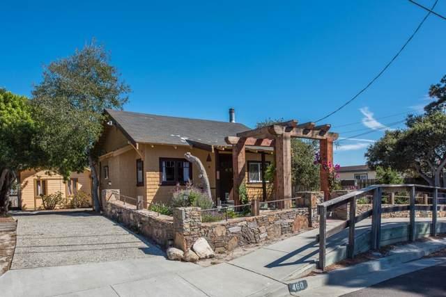 460 Archer St, Monterey, CA 93940 (#ML81783414) :: Alex Brant Properties