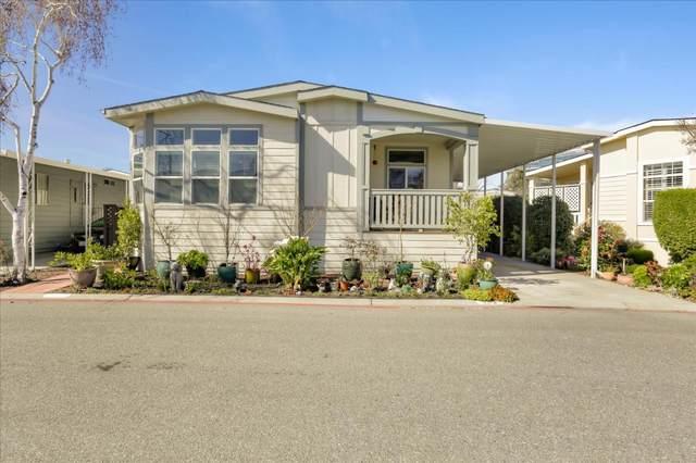 1111 Morse Ave 113, Sunnyvale, CA 94089 (#ML81783418) :: The Kulda Real Estate Group
