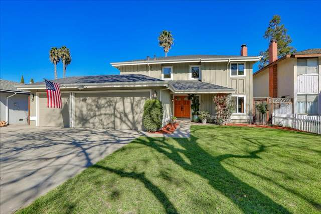301 Curie Dr, San Jose, CA 95119 (#ML81783454) :: Keller Williams - The Rose Group