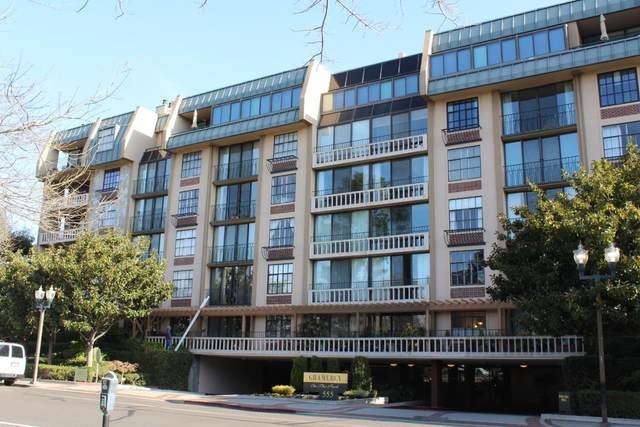 555 Laurel Ave 403, San Mateo, CA 94401 (#ML81783458) :: Intero Real Estate