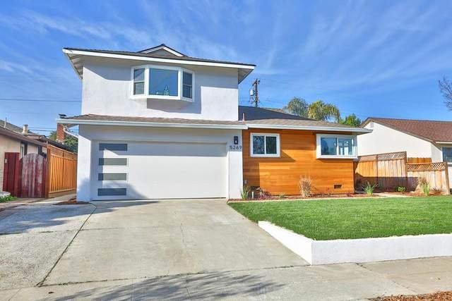 5269 Estrade Dr, San Jose, CA 95118 (#ML81783475) :: The Goss Real Estate Group, Keller Williams Bay Area Estates