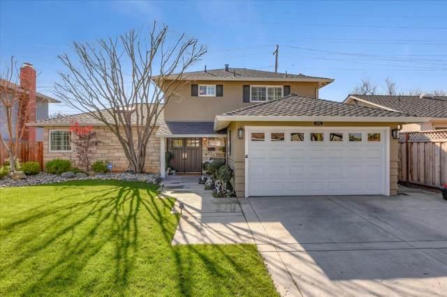 1890 Shulman Ave, San Jose, CA 95124 (#ML81783487) :: The Goss Real Estate Group, Keller Williams Bay Area Estates