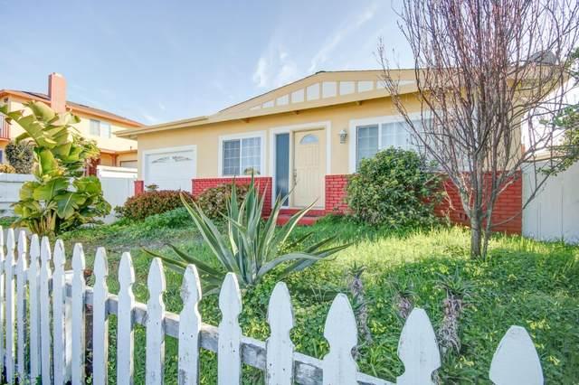 1676 Darwin St, Seaside, CA 93955 (#ML81783517) :: Alex Brant Properties