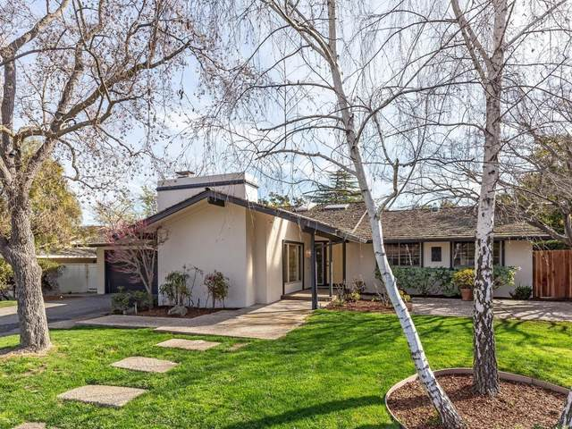 13728 Lexington Ct, Saratoga, CA 95070 (#ML81783524) :: Real Estate Experts