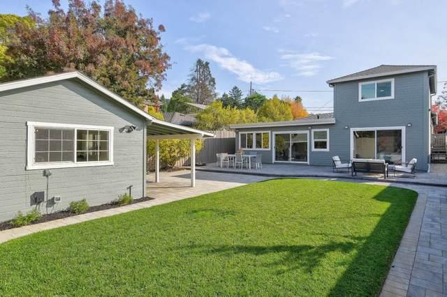 742 Dartmouth Ave, San Carlos, CA 94070 (#ML81783527) :: Keller Williams - The Rose Group