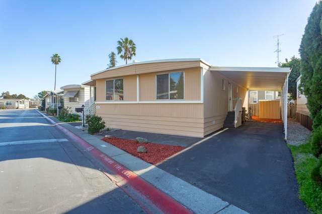 510 Saddlebrook Dr 83, San Jose, CA 95136 (#ML81783528) :: Live Play Silicon Valley