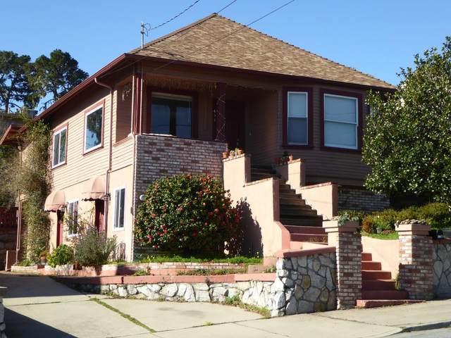 457 Pine, Monterey, CA 93940 (#ML81783568) :: Alex Brant Properties
