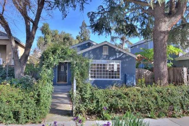 1018 Delmas Ave, San Jose, CA 95125 (#ML81783615) :: Keller Williams - The Rose Group
