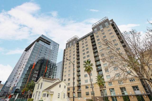 175 W Saint James St 804, San Jose, CA 95110 (#ML81783632) :: The Goss Real Estate Group, Keller Williams Bay Area Estates
