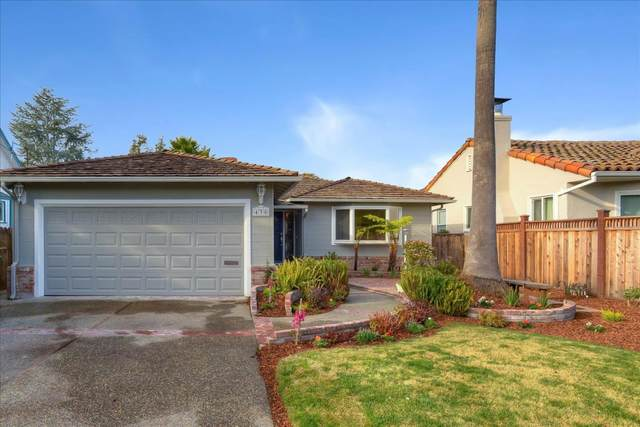 430 24th Ave, San Mateo, CA 94403 (#ML81783638) :: Keller Williams - The Rose Group