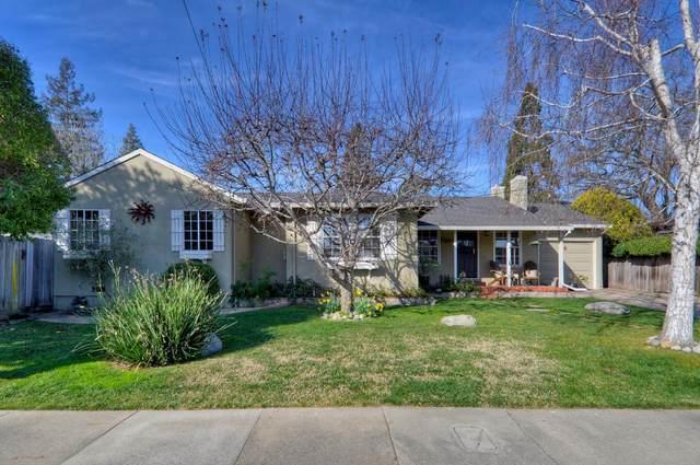 186 Wildwood Ave, San Carlos, CA 94070 (#ML81783654) :: The Kulda Real Estate Group