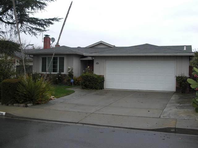 2478 Spyglass Ct, Union City, CA 94587 (#ML81783703) :: RE/MAX Real Estate Services