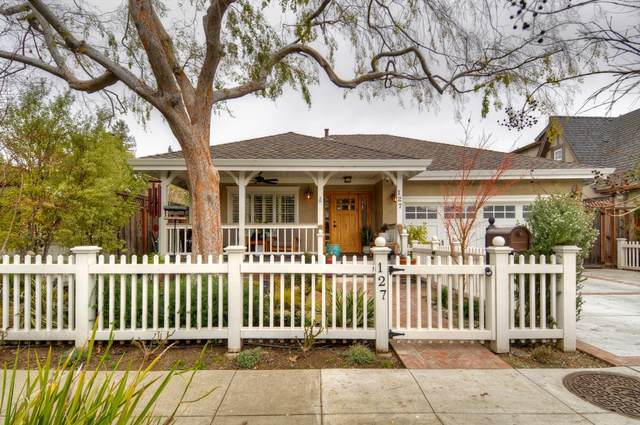 127 Hudson St, Redwood City, CA 94062 (#ML81783710) :: Intero Real Estate