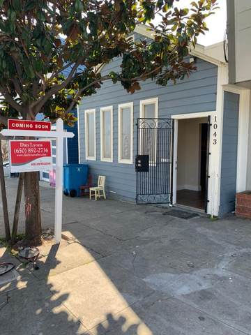 1043 Palou Ave, San Francisco, CA 94124 (#ML81783758) :: Intero Real Estate