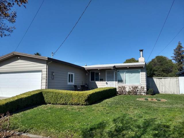 2348 Eva St, Napa, CA 94559 (#ML81783779) :: Intero Real Estate