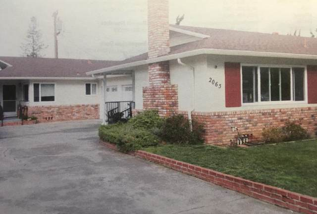 2067 Foxworthy Ave, San Jose, CA 95124 (#ML81783781) :: Intero Real Estate
