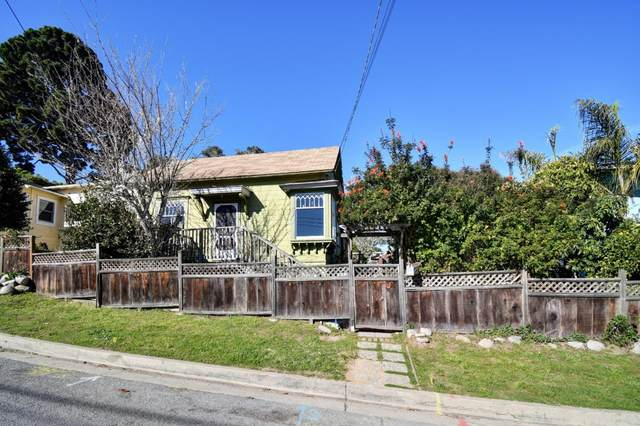312 1st St, Pacific Grove, CA 93950 (#ML81783805) :: The Kulda Real Estate Group