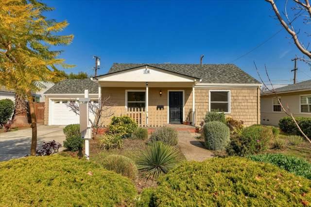 1927 Heatherdale Ave, San Jose, CA 95126 (#ML81783820) :: Real Estate Experts